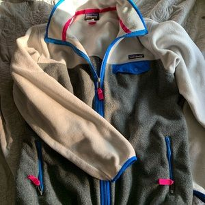 Patagonia full-zip synchilla